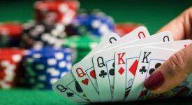 Иерархия карт в покере