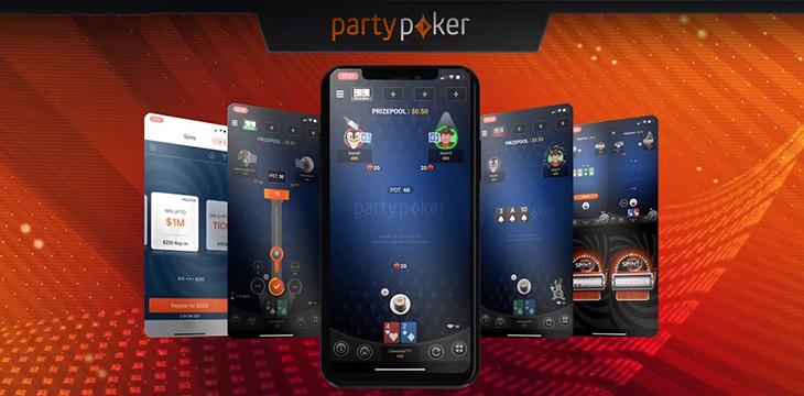 PartyPoker мобильный