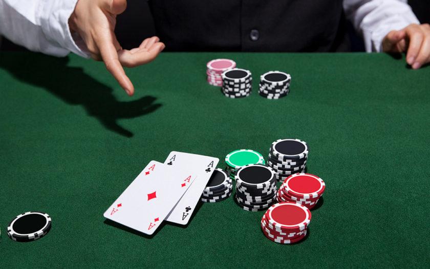 Покер - играть без денег
