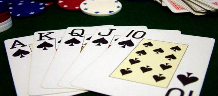 Правила пятикарточного покера