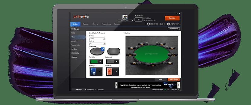 Обзор рума Пати Покер