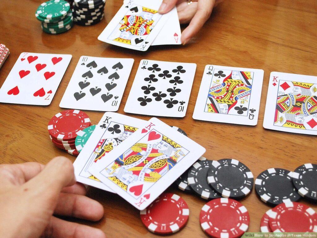 Правила в Texas Holdem