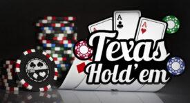 Как играть в Texas Holdem